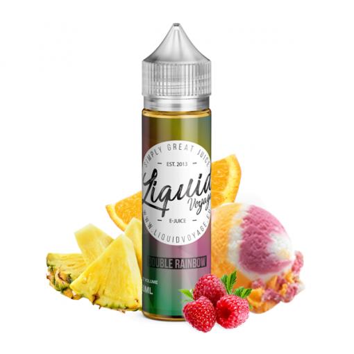Liquidvoyage Double Rainbow Shortfill Vape E-Juice