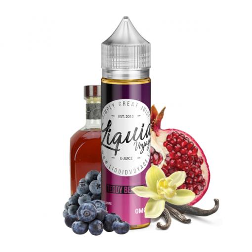 Liquidvoyage Teddy Berries Shortfill Vape E-Juice