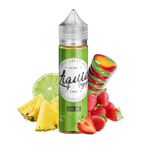 Liquidvoyage Sublime Shortfill Vape E-Juice