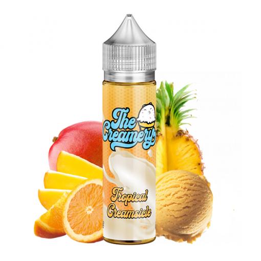 Tropical Creamsicle Shortfill Vape E-juice